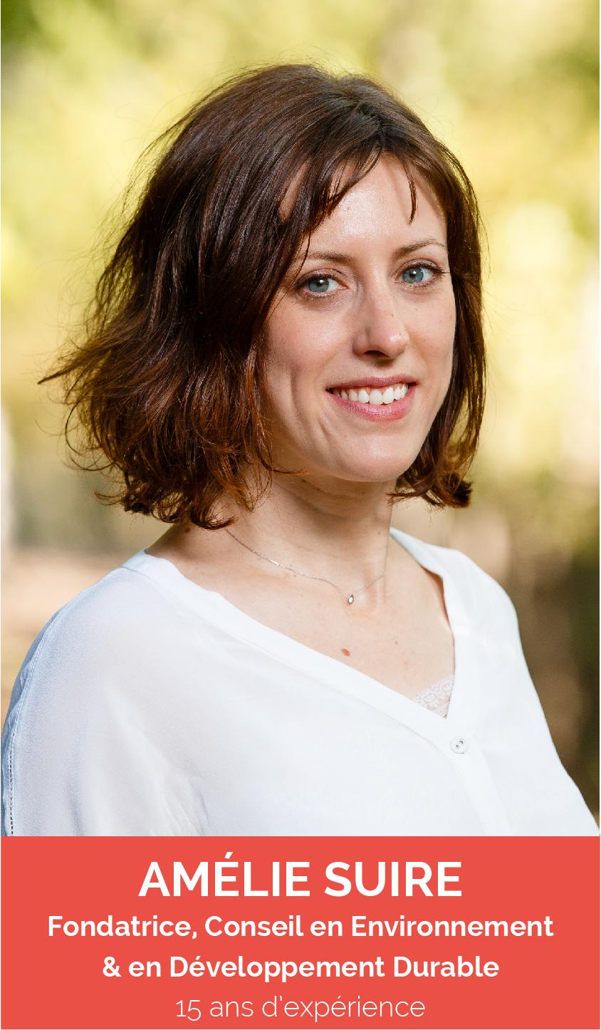 Amélie Suire fondatrice Anova