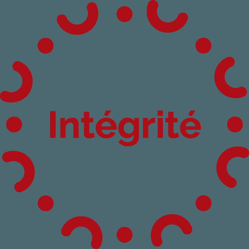 pictogramme intégrité
