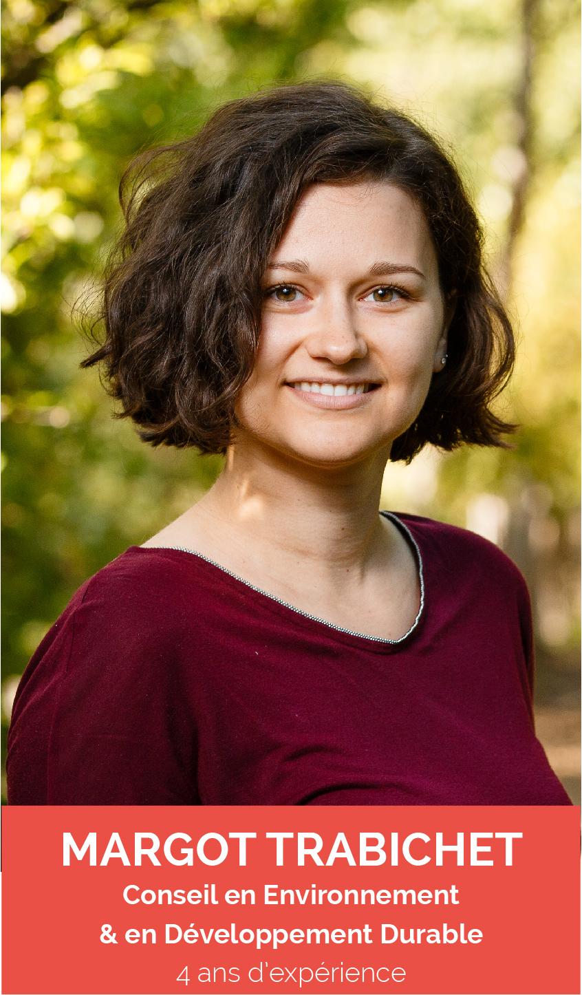 Margot Trabichet conseillère en environnement et développement durable