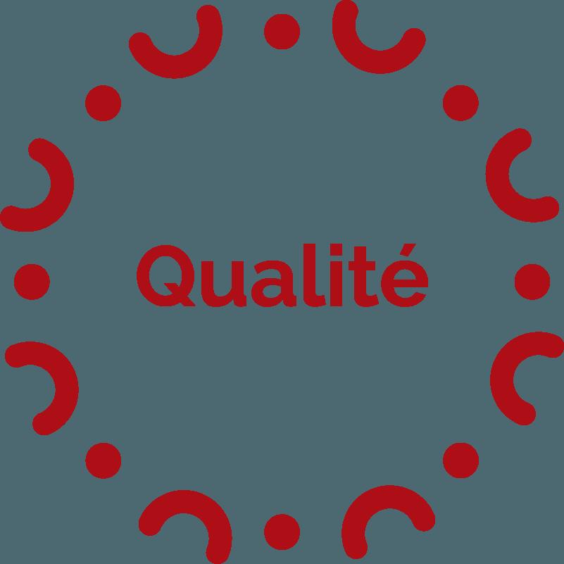Pictogramme qualité
